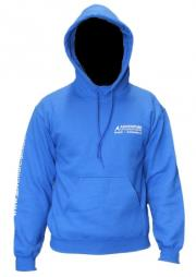 Adventure International Royal Blue Bude Crew Hoodie